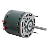 DD-3589, 3/4 HP, 1075/3SPEED, 115 VOLTS, FRAME 48, 5,5 DIA, ODP, ROTOM - DIRECT DRIVE MOTOR - ROTOM - electric motors - [product_tags]- motor electric - moteur électrique - moteurs - drive - replacement - venmar - hvac - méchoui - capacitor - condensateur