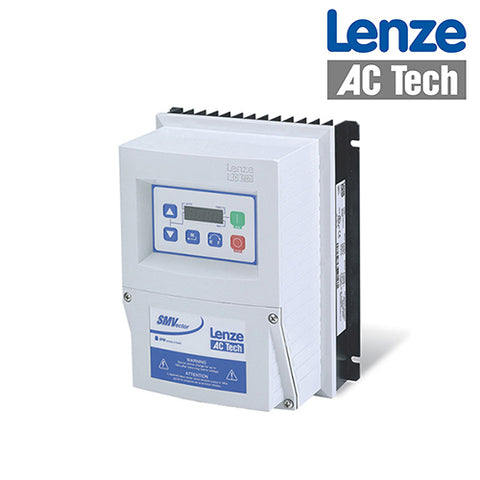 ESV112N02SLC, LENZE, 1.5 HP, 208-240V,VFD, 1PH IN, 3PH OUT, NEMA 4X, IP65 - FRÉQUENCY VARIABLE VECTOR DRIVE - LENZE - electric motors - [product_tags]- motor electric - moteur électrique - moteurs - drive - replacement - venmar - hvac - méchoui - capacitor - condensateur