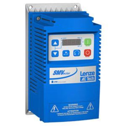 ESV112N02YXB, LENZE, 1.5 HP, 208-240V, VFD, 1/3PH , NEMA 1, VFD DRIVES - FRÉQUENCY VARIABLE VECTOR DRIVE - LENZE - electric motors - [product_tags]- motor electric - moteur électrique - moteurs - drive - replacement - venmar - hvac - méchoui - capacitor - condensateur