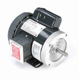 F133, 3/4 HP, 1800 RPM, 115-208/230V, FRAME 56C, TEFC, MARATHON ELECTRIC MOTORS, 056C17F5913 - SINGLE PHASE MOTORS - MARATHON - electric motors - [product_tags]- motor electric - moteur électrique - moteurs - drive - replacement - venmar - hvac - méchoui - capacitor - condensateur