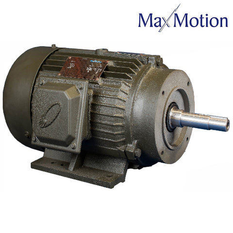 JMP-21, 5 HP, 3600 RPM, 575V, 184JM, TEFC, MAXMOTION ELECTRIC MOTORS - PUMP MOTOR - MAXMOTION - electric motors - [product_tags]- motor electric - moteur électrique - moteurs - drive - replacement - venmar - hvac - méchoui - capacitor - condensateur