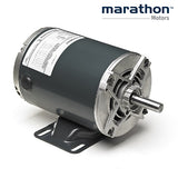 MARATHON, K041, 2 HP, 1800 RPM,208-230/460V, FR 56H,EXK041,056T17D5310 - GÉNÉRAL PURPOSE 3 PHASES - MARATHON - electric motors - [product_tags]- motor electric - moteur électrique - moteurs - drive - replacement - venmar - hvac - méchoui - capacitor - condensateur