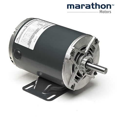 Marathon, EXK041, 2 HP, 1800 Rpm, 208-230/460V, K041A, 056T17D5310 - GÉNÉRAL PURPOSE 3 PHASES - MARATHON - electric motors - [product_tags]- motor electric - moteur électrique - moteurs - drive - replacement - venmar - hvac - méchoui - capacitor - condensateur