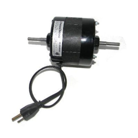 K6649000, Broan Nutone, 1/12 Hp, 115V, 1550 Rpm, VP400, VP300, JA2Y005 - HVAC ELECTRIC MOTOR - OMNIDRIVE - electric motors - [product_tags]- motor electric - moteur électrique - moteurs - drive - replacement - venmar - hvac - méchoui - capacitor - condensateur