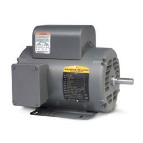 L1408T, Baldor, 3 HP, 1725 RPM, 115/230V, FR 184T, 36E02-2759, Odp Enclosure - SINGLE PHASE MOTORS - BALDOR - electric motors - [product_tags]- motor electric - moteur électrique - moteurs - drive - replacement - venmar - hvac - méchoui - capacitor - condensateur