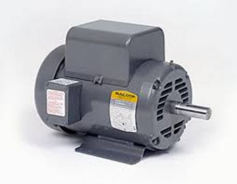 L1410T, BALDOR, 5 Hp, 1800 RPM, 230V, FR:184T, 36M925W849G1,COMPRESSOR - COMPRESSOR MOTORS - BALDOR - electric motors - [product_tags]- motor electric - moteur électrique - moteurs - drive - replacement - venmar - hvac - méchoui - capacitor - condensateur