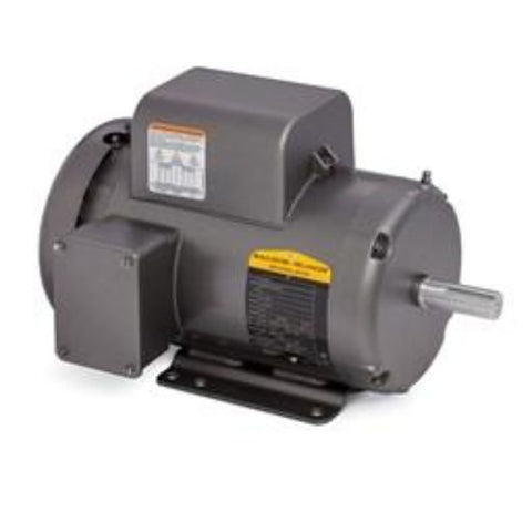 L3515T, Baldor, 2 Hp, 3450 Rpm, 115/230V, 145T, 35Y521-0506G1, I221, 145TBFR5303, MARATHON - SINGLE PHASE MOTORS - BALDOR - electric motors - [product_tags]- motor electric - moteur électrique - moteurs - drive - replacement - venmar - hvac - méchoui - capacitor - condensateur