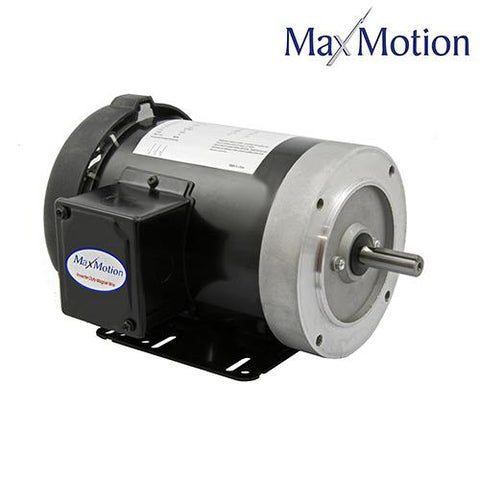 MQR-132CW, Maxmotion, 1/3 Hp, 3600 RPM, 230/460V, Fr:56HC, TEFC, REMOVABLE BASE - GÉNÉRAL PURPOSE 3 PHASES - MAXMOTION - electric motors - [product_tags]- motor electric - moteur électrique - moteurs - drive - replacement - venmar - hvac - méchoui - capacitor - condensateur