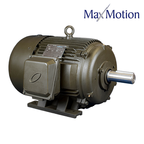 MQP-38, 15 HP, 1200 RPM, 208-230/460 VOLTS,FRAME 284T,TEFC, MAXMOTION,PREMIUM - GÉNÉRAL PURPOSE 3 PHASES - MAXMOTION - electric motors - [product_tags]- motor electric - moteur électrique - moteurs - drive - replacement - venmar - hvac - méchoui - capacitor - condensateur