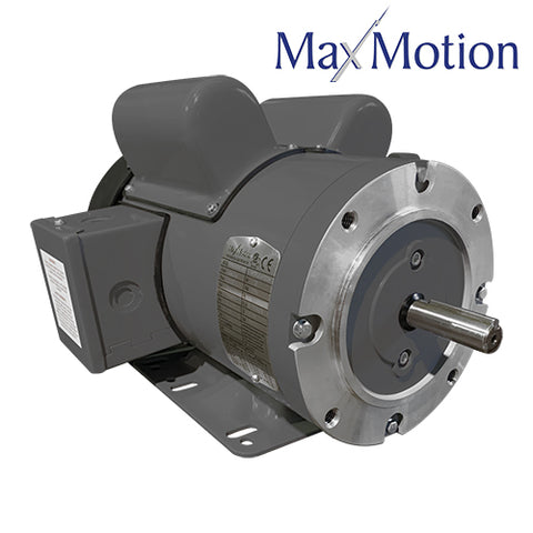 MTR-154FDCH, MaxMotion, 1.5 Hp, 1800 RPM, 115/208-230V, FR: 56C, TEFC - FARM DUTY - MAXMOTION - electric motors - [product_tags]- motor electric - moteur électrique - moteurs - drive - replacement - venmar - hvac - méchoui - capacitor - condensateur