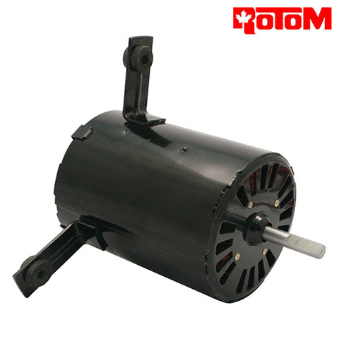 R2-R438, MOTOR HRV DIRECT DRIVE, 115V, 1.03 AMP, RPM 1600, 2 SPEED - HVAC ELECTRIC MOTOR - ROTOM - electric motors - [product_tags]- motor electric - moteur électrique - moteurs - drive - replacement - venmar - hvac - méchoui - capacitor - condensateur