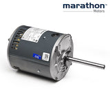 X502, Marathon, 1 HP, 1140 RPM, 230/460V, 3PH, 056T11O5302, FR:56Y, CONDENSER FAN