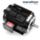Y542, Marathon, 3 Hp, 1160 Rpm, 230/460V, 213THTL7776, 213TC, TENV, 1000:1 - BLACKMAX MOTORS - MARATHON - electric motors - [product_tags]- motor electric - moteur électrique - moteurs - drive - replacement - venmar - hvac - méchoui - capacitor - condensateur