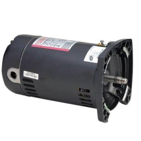USQ1072 - 3/4 HP, 115/230 VOLT - Century Swimming Pool & Spa Pump Motors 48Y Square Flange - PUMP MOTOR - CENTURY - electric motors - [product_tags]- motor electric - moteur électrique - moteurs - drive - replacement - venmar - hvac - méchoui - capacitor - condensateur