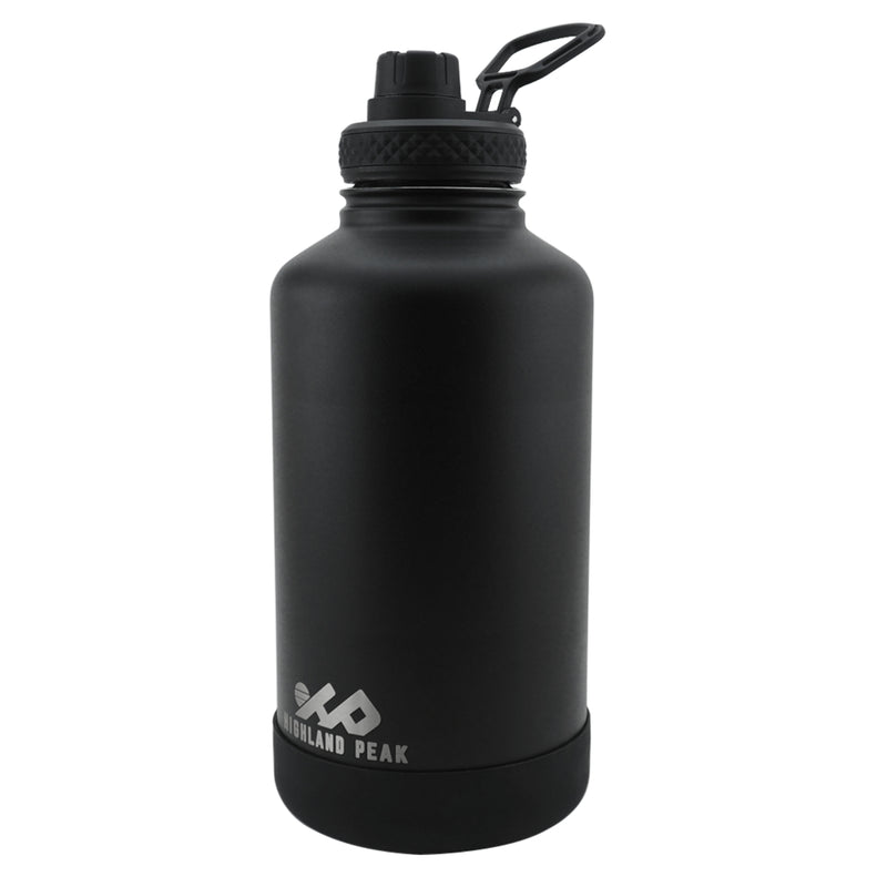 64 oz Growler - Premium - Black
