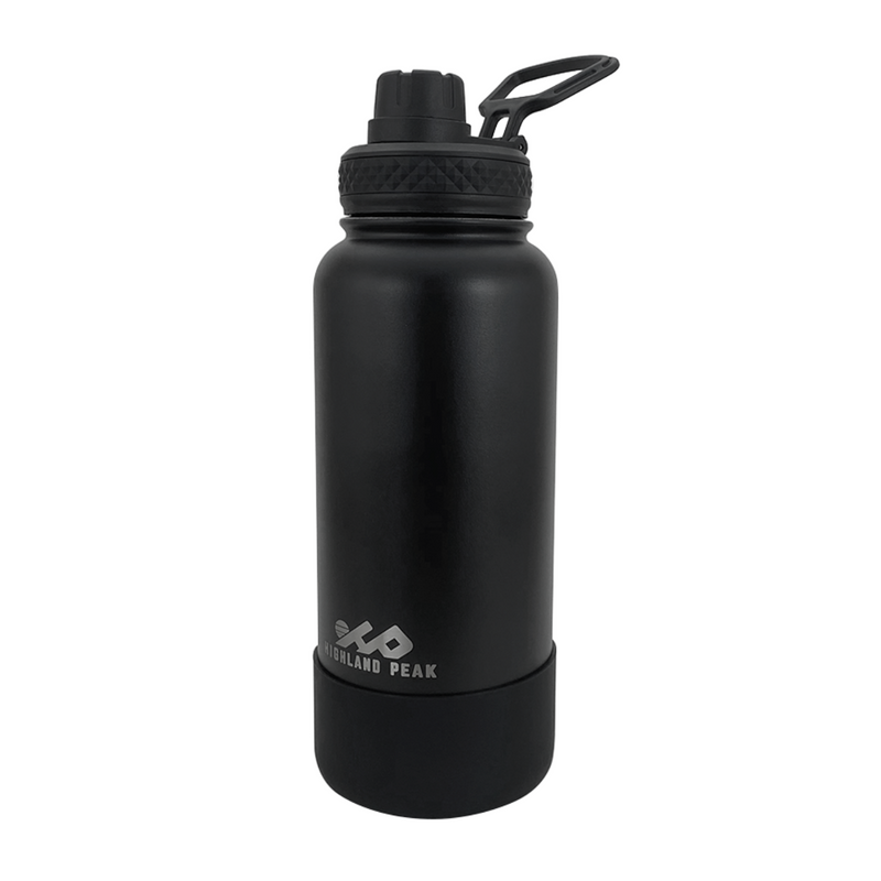 Black - 32 oz Bottle
