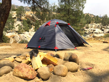 "3 Person Camping Tent ""Back Country"" by Highland Peak"