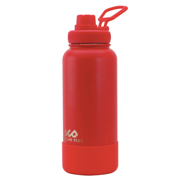 32 oz Bottle - Premium Signature Series - TEAM RED