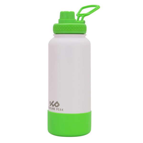 White/Green - 32 oz Bottle - KEVIN ROMAR