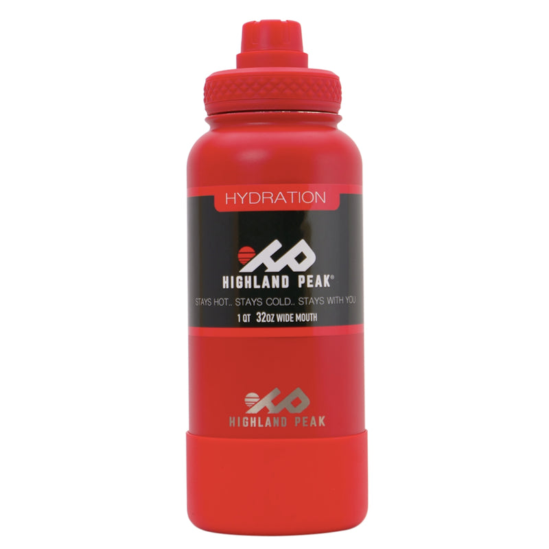 Red - 32 oz Bottle