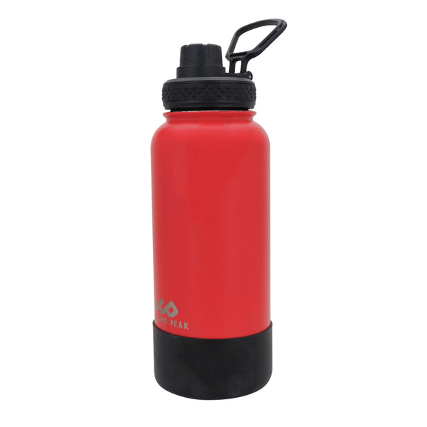 32 oz Bottle - Premium - Red/Black