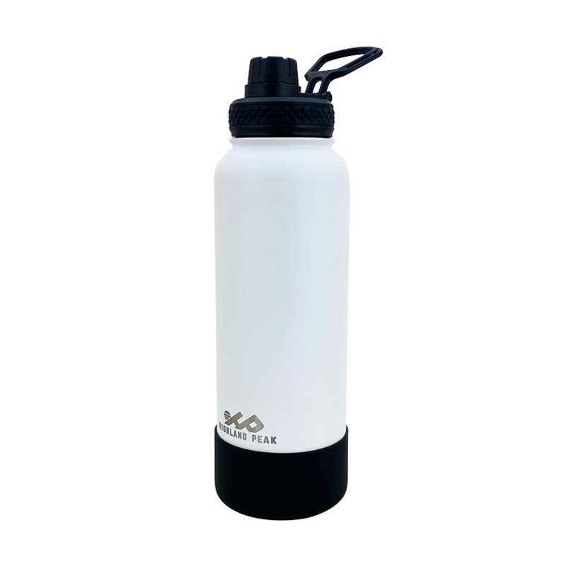 White/Black - 40 oz Bottle - MARK APPLEYARD