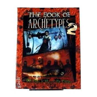 AFMBE RPG: The Book of Archetypes 2