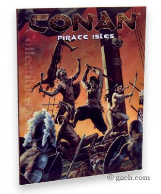 Conan RPG: Pirate Isles
