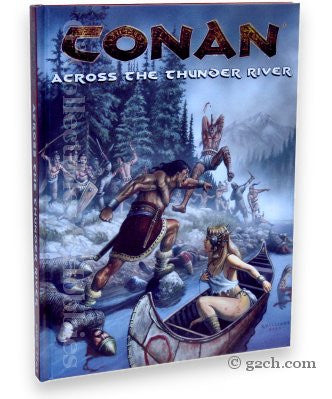 Conan RPG: Across the Thunder River