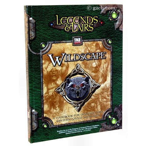 Legends & Lairs: Wildscape