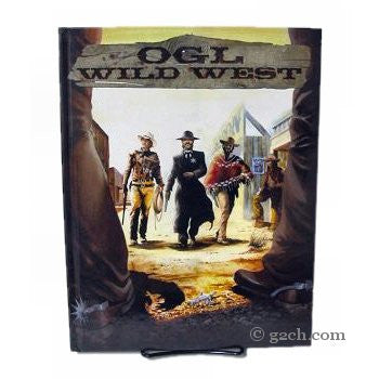 OGL Wild West RPG