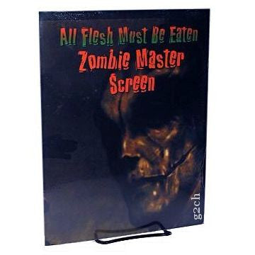 AFMBE RPG: Zombie Master Screen