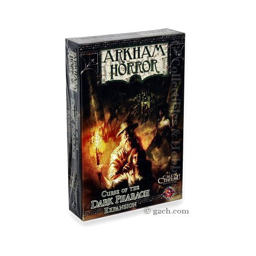 Arkham Horror: The Curse of the Dark Pharaoh