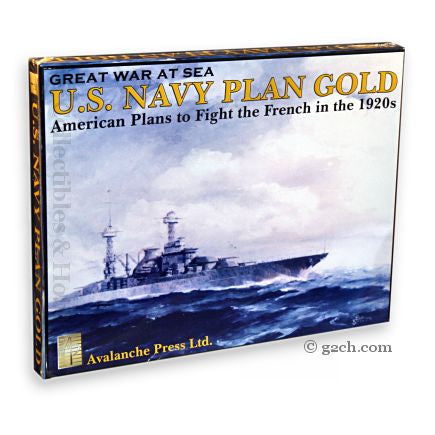 Great War at Sea: U.S. Navy Plan Gold