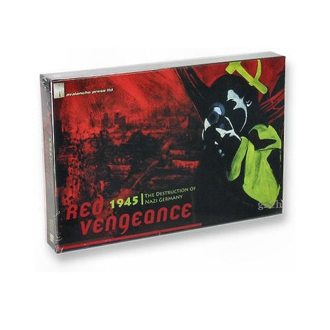 Red Vengeance 1945: The Destruction of Nazi Germany