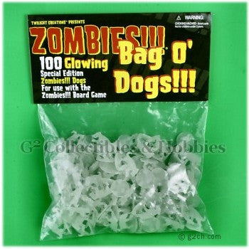 Zombies: Bag o' Glow Zombie Dogs