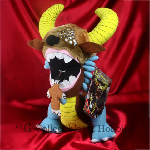 Monty Python: Black Beast of Aaaarrrggghhhh Plush w/ Sound