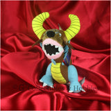 Monty Python: Mini Black Beast of Aaaarrrggghhhh Plush