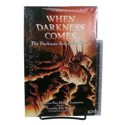 When Darkness Comes: The Darkness Before the Dawn!