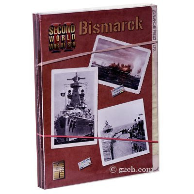 Second World War at Sea: Bismarck