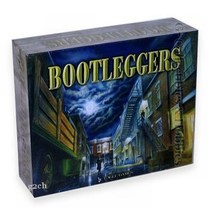 Bootleggers: Mobsters, Money, and Mayhem