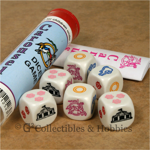 Carousel Dice Game