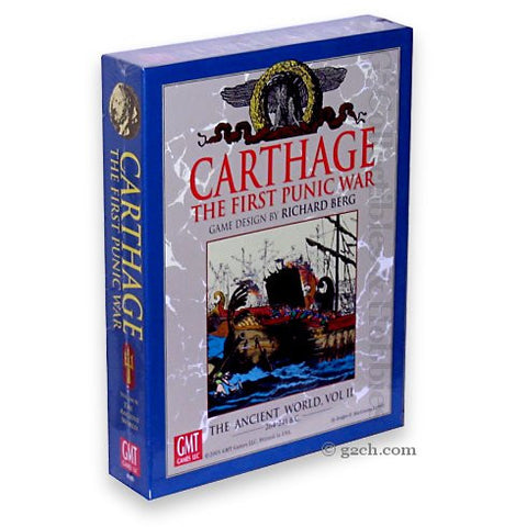 Carthage: The First Punic War - The Ancient World Vol III