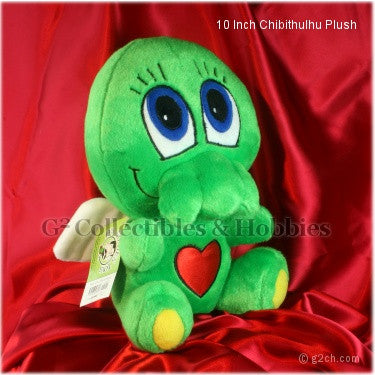 Chibithulhu Plush: Insanely Medium Green