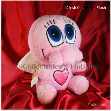 Chibithulhu Plush: Insanely Medium Pink