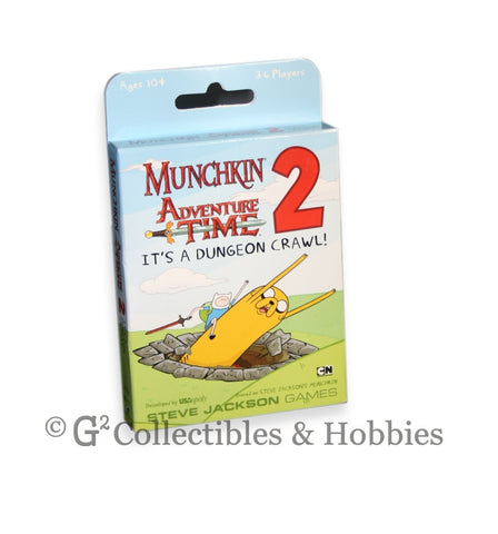 Munchkin Adventure Time 2: It's a Dungeon Crawl