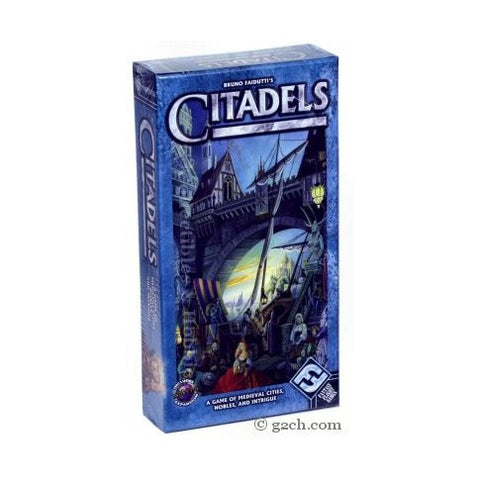 Citadels with Dark City Expansion