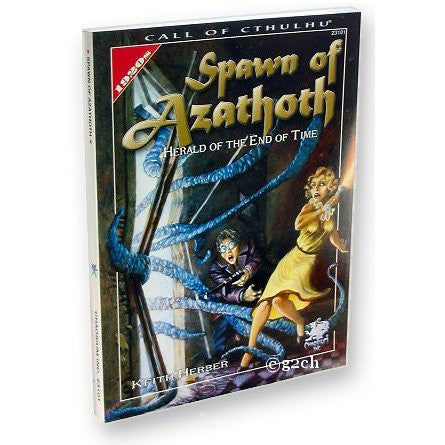 Call of Cthulhu RPG: Spawn of Azathoth (1920s)