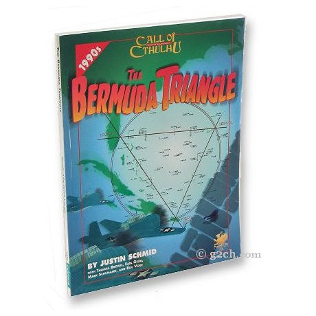 Call of Cthulhu RPG: Bermuda Triangle Sourcebook (1990s)