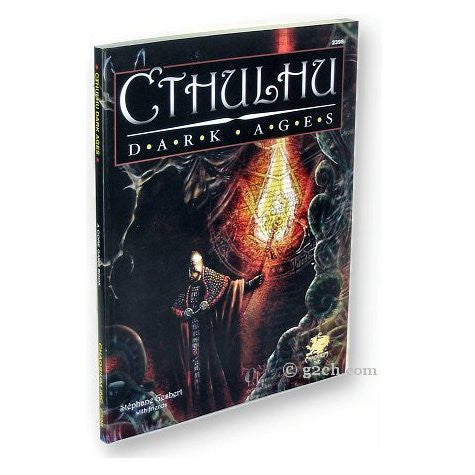 Call of Cthulhu Dark Ages RPG (950 AD)